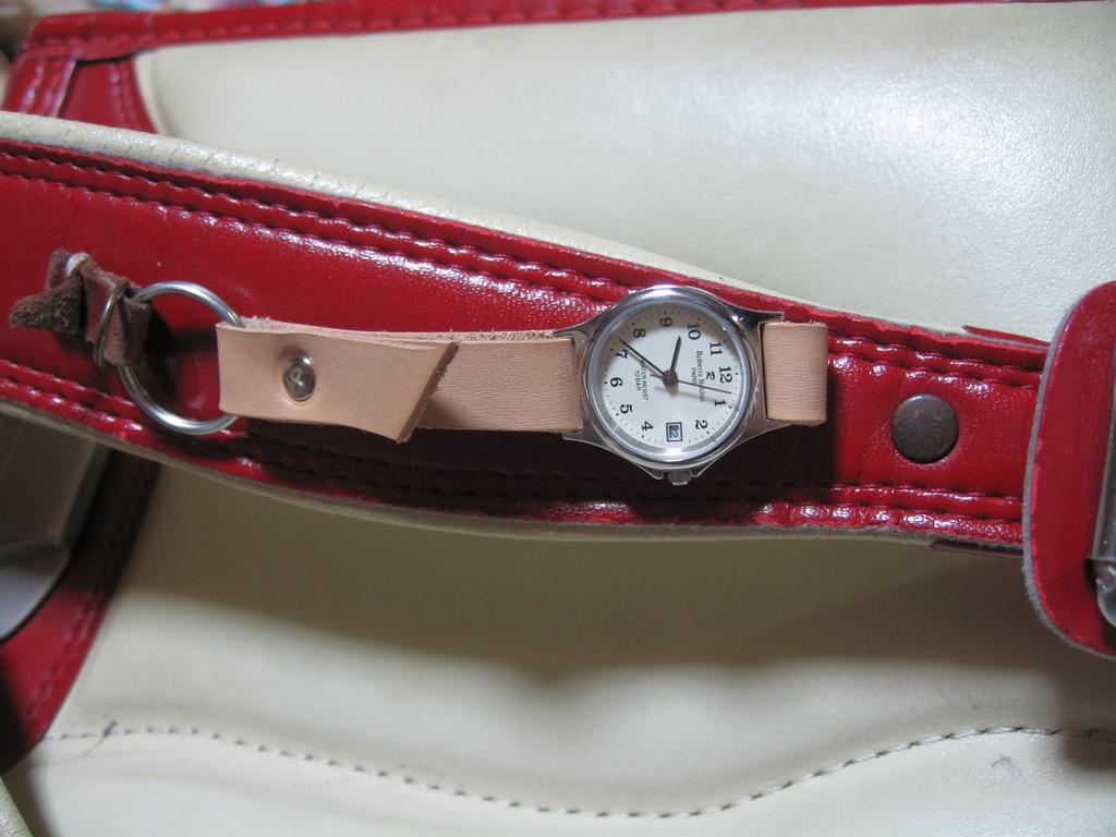 ランドセル時計